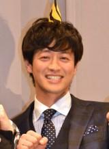連続ドラマ『きみはペット』の完成披露試写会に出席した竹財輝之助 (C)ORICON NewS inc.