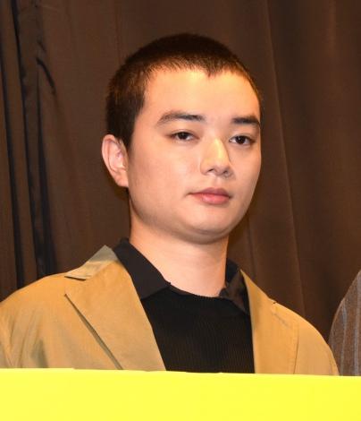 映画『LIVE FOR TODAY-天龍源一郎-』初日舞台あいさつに登壇した染谷将太(C)ORICON NewS inc.