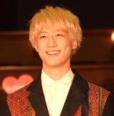 映画『君と100回目の恋』初日舞台あいさつに登壇した坂口健太郎 (C)ORICON NewS inc.