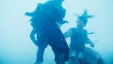 NHK・大河ファンタジー『精霊の守り人 悲しき破壊神』第3回より。綾瀬はるかのアクションシーンもますます過激に(C)NHK
