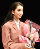 『第38回ヨコハマ映画祭』表彰式に出席した小松菜奈 (C)ORICON NewS inc.