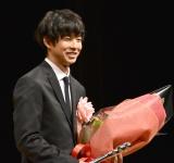 『第38回ヨコハマ映画祭』表彰式に出席した太賀 (C)ORICON NewS inc.