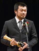 『2016年 第90回キネマ旬報ベスト・テン』助演男優賞の竹原ピストル (C)ORICON NewS inc.