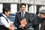 TBS系特別ドラマ『LEADERS2』で若き営業マンを演じる東出昌大(C)TBS