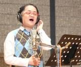 デビュー20周年記念アルバム『無言歌』の公開レコーディングを行った米良美一 (C)ORICON NewS inc.