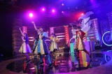 中部7県向けの本格ライブ音楽番組『Uta-Tube』にチームしゃちほこが3年ぶり登場(C)NHK