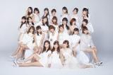 今月22日にシングル「負けないぞ」を発売するLinQ