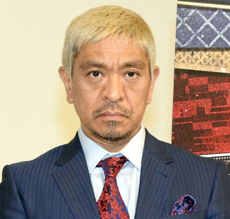 笑いを競技化する理由を明かした松本人志=Amazonプライム・ビデオの新作バラエティ・シリーズ『HITOSHI MATSUMOTO Presents ドキュメンタル』合同取材 (C)ORICON NewS inc.