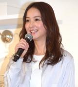 熱愛質問に笑顔で明言を避けた佐々木希 (C)ORICON NewS inc.