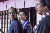 NHK・BSプレミアムで放送中のドラマ『幕末グルメ ブシメシ!』第5話より。ひょんなことから、殿の隠し子の正体を知ってしまった伴四郎(瀬戸康史)は…(C)NHK