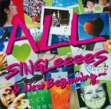 1位はGReeeeN初のシングルコレクション『ALL SINGLeeeeS 〜& New Beginning〜』