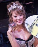 日本初のbox disco「party on tokyo」オープニングレセプションに出席した鈴木奈々 (C)ORICON NewS inc.