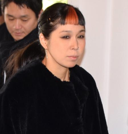 石坂敬一さんのお別れの会に参列したAI (C)ORICON NewS inc.