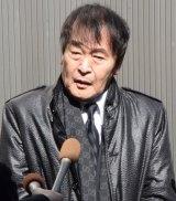 石坂敬一さんのお別れの会に参列した平尾昌晃 (C)ORICON NewS inc.