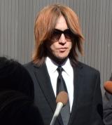 石坂敬一さんのお別れの会に参列したSUGIZO (C)ORICON NewS inc.