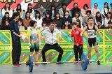 テレビ朝日系『ビートたけしのスポーツ大将2017〜ナインティナインも参戦SP〜』の模様(C)テレビ朝日