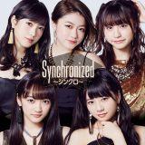 フェアリーズの14thシングル「Synchronized 〜シンクロ〜」CD盤