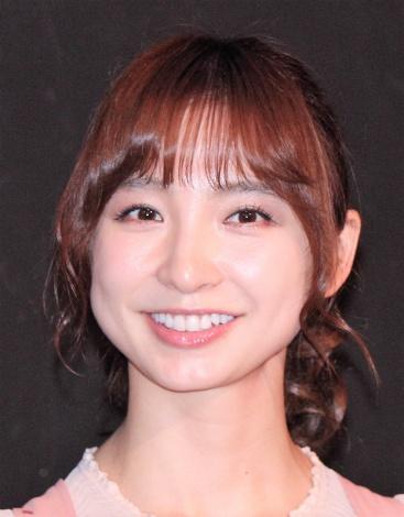 舞台『BIOHAZARD THE Experience』公開ゲネプロ後の囲み取材に出席した篠田麻里子 (C)ORICON NewS inc.
