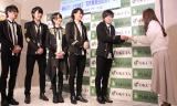 写真集『MAG!C☆PRINCE FIRST PHOTOBOOK』発売記念イベントの模様 (C)ORICON NewS inc.