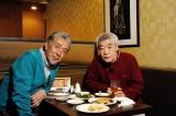中華料理店で懐かしの味も堪能した(C)テレビ朝日