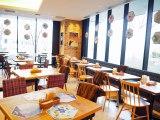 『映画ドラえもん のび太の南極カチコチ大冒険』(3月4日公開)を記念して、東京ソラマチに期間限定カフェ「ドラえもんKACHI KOCHI Cafe」がオープン(5月7日まで)(C)藤子プロ・小学館・テレビ朝日・シンエイ・ADK 2017  (C)ORICON NewS inc.