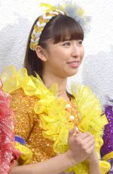 松野莉奈さんを追悼したももいろクローバーZ・玉井詩織 (C)ORICON NewS inc.