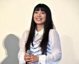 『君と100回目の恋』舞台あいさつに出席したmiwa (C)ORICON NewS inc.
