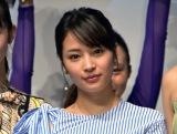 『チア☆ダン』完成披露試写会に出席した広瀬すず (C)ORICON NewS inc.