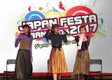 元Berryz夏焼雅ら初の海外公演