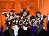 3rdシングル「すぺしゃるでい」の発売記念イベントを開催したばってん少女隊 (C)ORICON NewS inc.