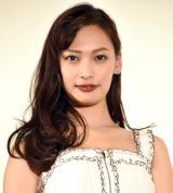 映画『コスメティックウォーズ』完成披露舞台あいさつに登壇した大政絢 (C)ORICON NewS inc.