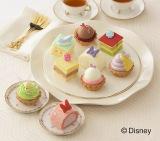 宝石みたいなかわいさ! ディズニーコラボの「ひなまつり」ケーキが登場