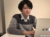東京大学の謎解き制作集団「AnotherVision」代表・松丸亮吾さん。東大工学部2年生、21歳