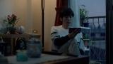 映像配信サービス『dTV』新CM「ふたりをつなぐ物語」篇で長澤まさみと夫婦役を演じる高橋一生