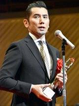 『第71回毎日映画コンクール』表彰式に出席した本木雅弘 (C)ORICON NewS inc.