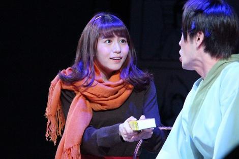 『舞台 増田こうすけ劇場 ギャグマンガ日和〜奥の細道、地獄のランウェイ編〜』ゲネプロより