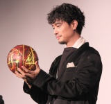 """米俳優の贈り物に""""サンシャイン""""で歓喜 (C)ORICON NewS inc."""
