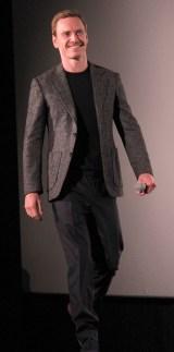 映画『アサシン クリード』(3月3日公開)スペシャルイベントに出席したマイケル・ファスベンダー (C)ORICON NewS inc.