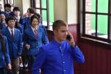 ジャスティン・ビーバーが出演するソフトバンクの新テレビCM『学校』篇より