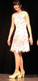 舞台『minako-太陽になった歌姫-』の製作記者発表会に出席した田村芽実 (C)ORICON NewS inc.