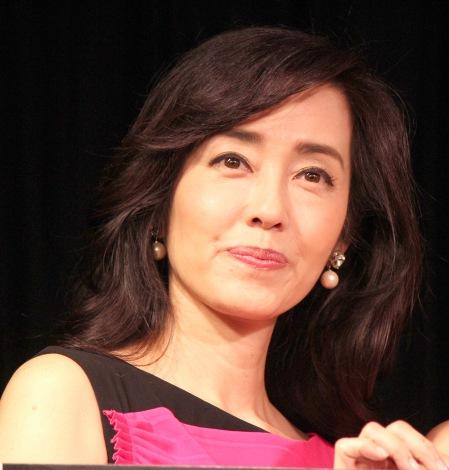 舞台『minako-太陽になった歌姫-』の製作記者発表会に出席した早見優 (C)ORICON NewS inc.