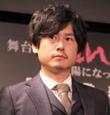 舞台『minako-太陽になった歌姫-』の製作記者発表会に出席した城戸裕次(C)ORICON NewS inc.
