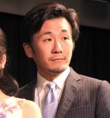 舞台『minako-太陽になった歌姫-』の製作記者発表会に出席した小西優司(C)ORICON NewS inc.