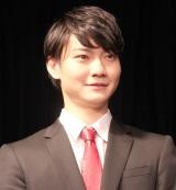 舞台『minako-太陽になった歌姫-』の製作記者発表会に出席した高崎俊吾(C)ORICON NewS inc.