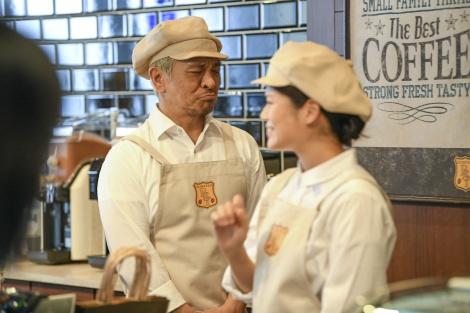 タウンワーク新CM「コーヒーショップ」編 メイキング