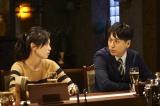 (左から)本仮屋ユイカ、山下健二郎 (C)エイベックス通信放送/フジテレビジョン