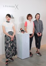 (左から)ゆう姫、福士加代子、浅見れいな (C)ORICON NewS inc.