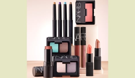 NARS JAPAN「SPRING 2017 COLOR COLLECTION」