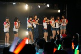 チームKII公演後にMVを上映した