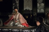 井伊谷での大規模な「検地」を命じる今川義元(春風亭昇太)(C)NHK